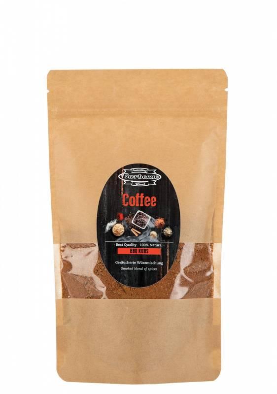 Auslaufartikel - Axtschlag Smoked BBQ Rubs Coffee 250 g