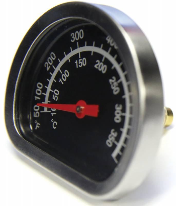 Broil King Ersatzteil: Deckelthermometer, klein Porta Chef / Gem / Royal (= 10571-5 ) - 1 Stück