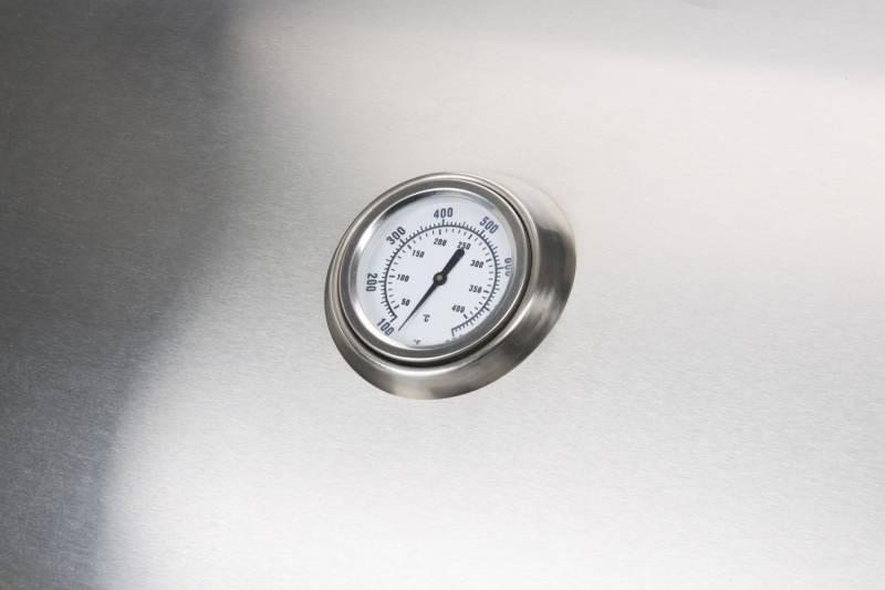 Heatstrip Crossray Gasgrill mit Unterschrank (TCS4EU50 + TCS4-TROLLY)