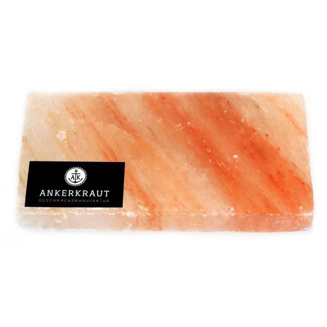 Ankerkraut BBQ Salzstein Salzblock, klein 20x10x2,5 cm