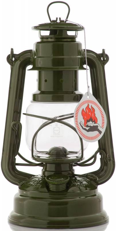 Feuerhand Sturmlaterne 276 oliv