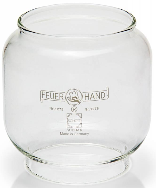 Feuerhand Glas, klar, für 276 Sturmlaterne