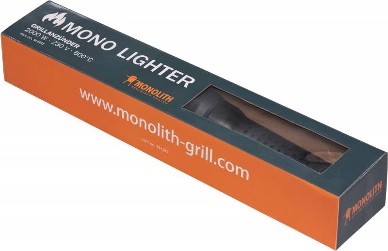 Monolith Mono Lighter - elektrischer Grillanzünder