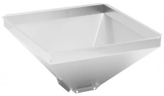 Thüros Ersatzteil: Kopfteil für T2 (Grillfläche 35x35 cm)