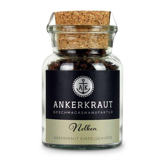 Ankerkraut Nelken, ganz, 55g Glas