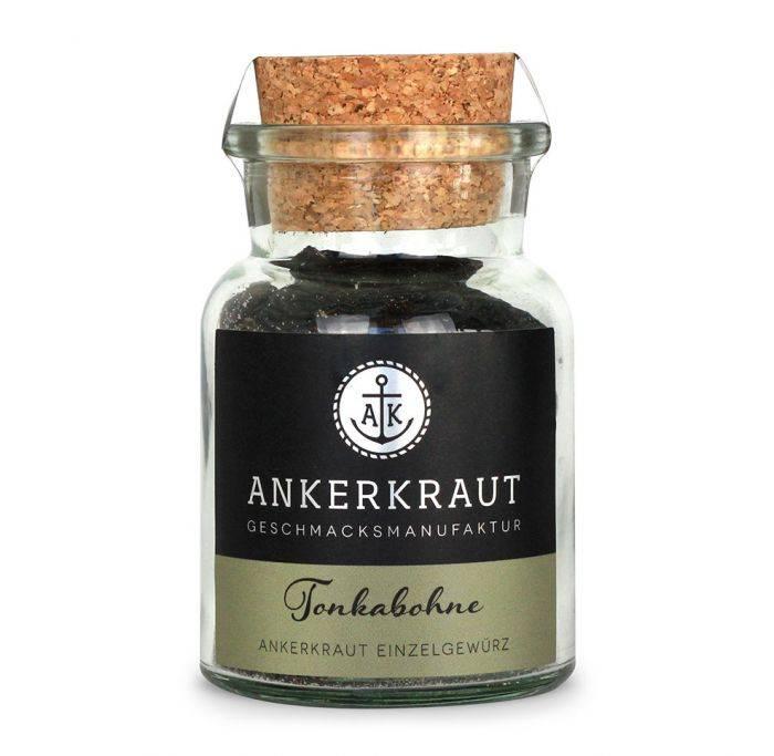 Ankerkraut Tonkabohne, 80g Glas