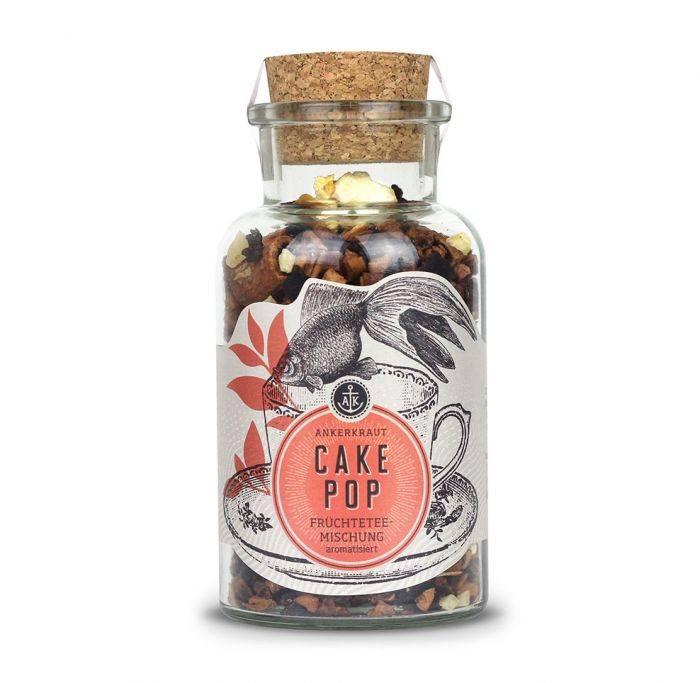 Ankerkraut Cake Pop, Früchteteemischung, 120g Glas