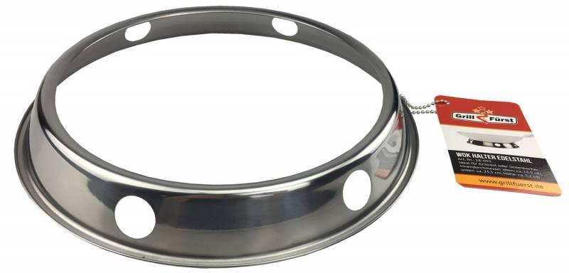 Grillfürst Universal Wok-Ring für Seitenkocher / Wok Ablagering