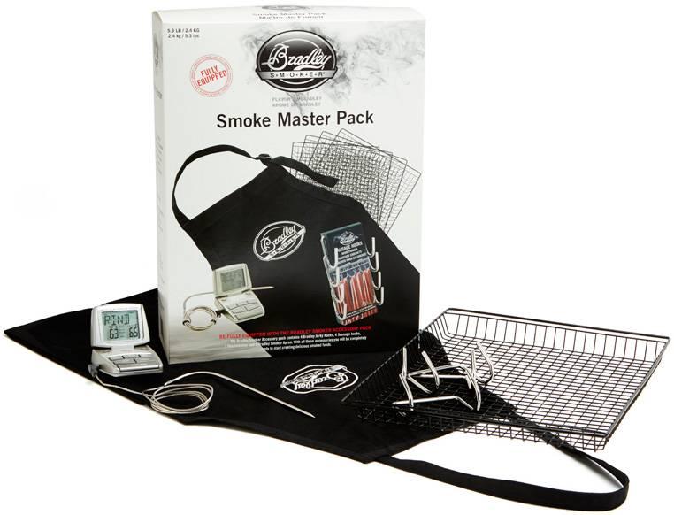Bradley Smoker Meister Zubehör Paket