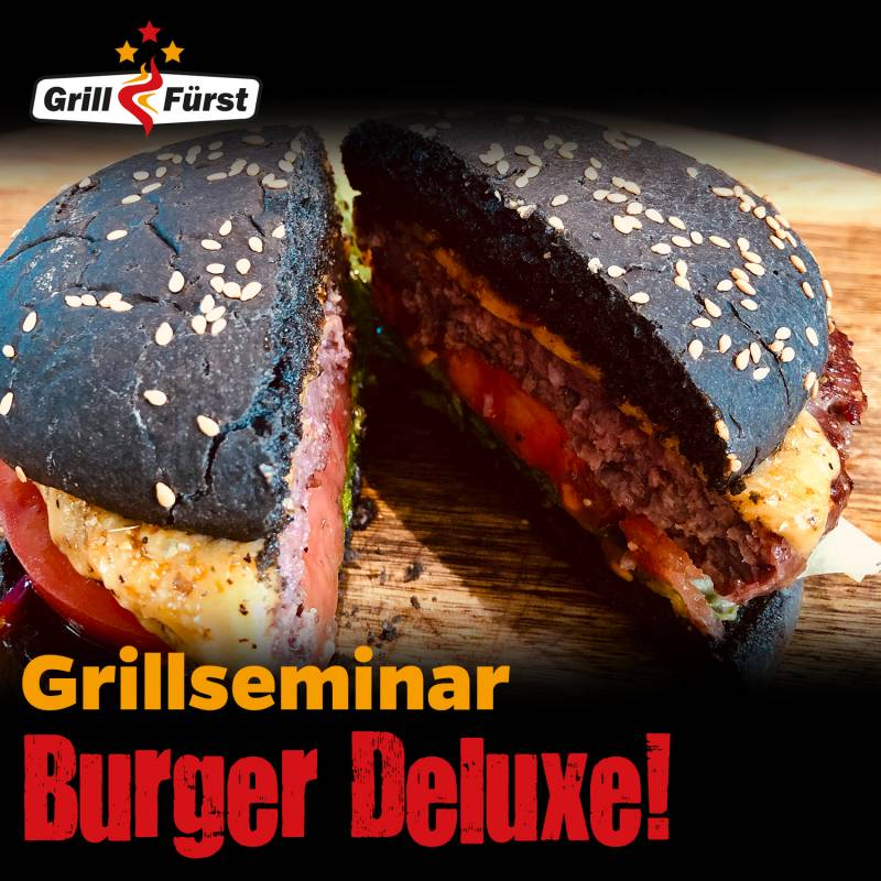 Burger Deluxe, Sa. 29.6.19,12:00 Bad Hersfeld