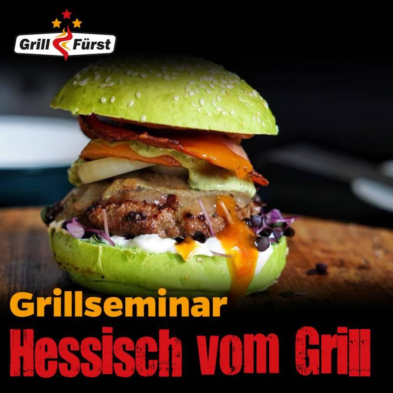 Hessischer Fraaß vom Grill & Gebabbel, Fr., 26.04.19, 17:00 Uhr, Bad Hersfeld