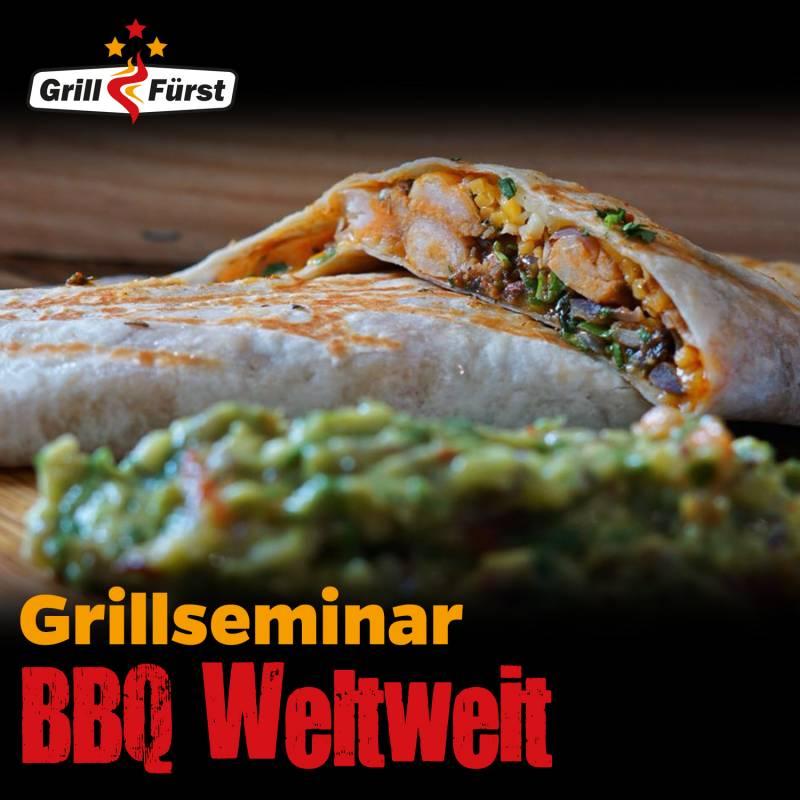 BBQ Weltweit - ausgewählte Spezialitäten aus aller Welt, Sa., 31.08.19, 12:00 Uhr, in Gründau bei Frankfurt