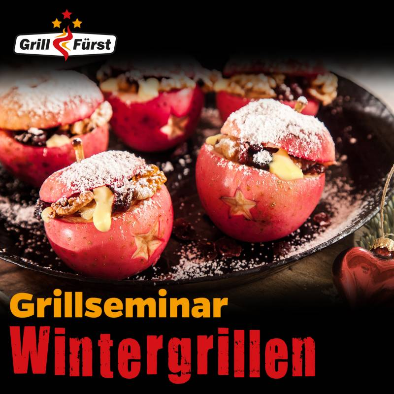 Winter Grillseminar - Das große Weihnachtsgrillen, Fr., 13.12.19, 17:00 Uhr, Bad Hersfeld