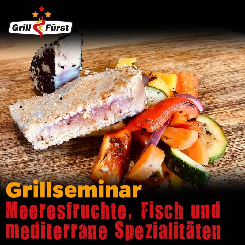 Meeresfrüchte, Fisch und mediterrane Spezialitäten, Fr., 24.05.19,17:00 Uhr, Kassel