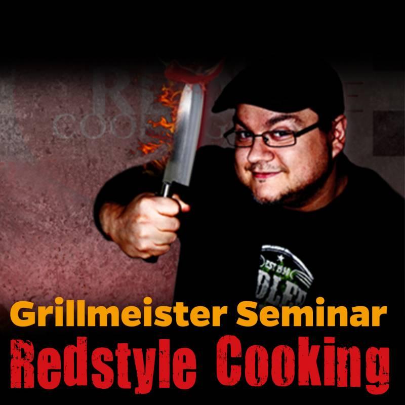 Exklusiver Grillkurs mit den YouTube Stars von Redstyle Cooking, Sa., 14.09.19, 12:00 Uhr, in Gründau bei Frankfurt