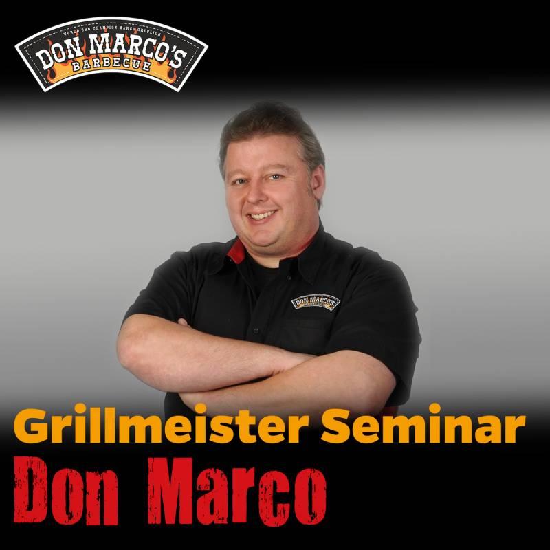 Don Marco - Grillen mit dem Weltmeister, Fr., 10.5.19, 17:00 Uhr, Bad Hersfeld