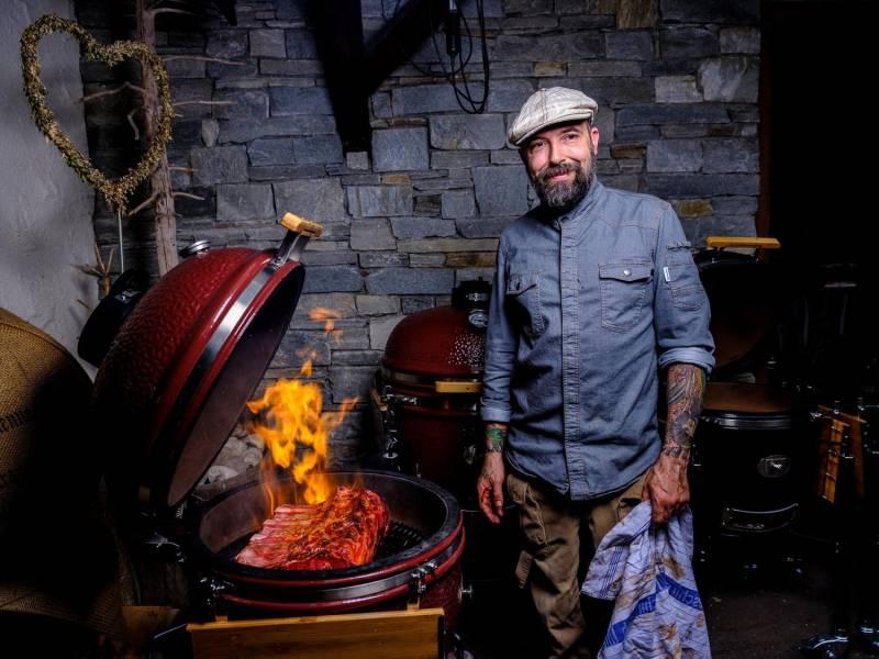 Giuseppe Messina - modernes Grillen mit einzigartigen Techniken, Fr., 17.05.19, 17:00 Uhr, in Gründau bei Frankfurt