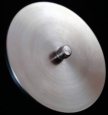 HORL-1993 Schleifscheibe #6000er Körnung für Horl Rollschleifer aus Edelkorund