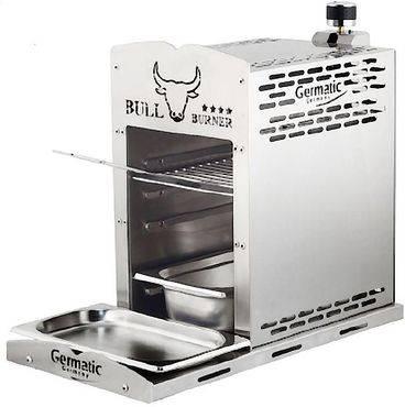 Bull Burner 800°C Oberhitze Grill