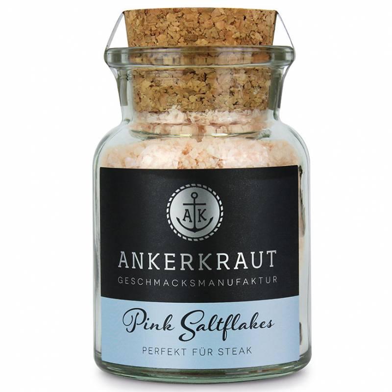 Ankerkraut Pink Saltflakes, 90g Glas