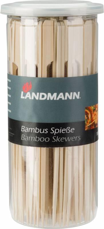 Landmann Bambusspiesse - 100 Stk in Dose
