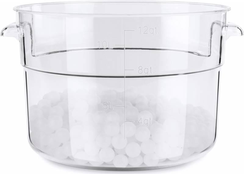 CASO SousVide Zubehör Set - Isolationskugeln und Behälter