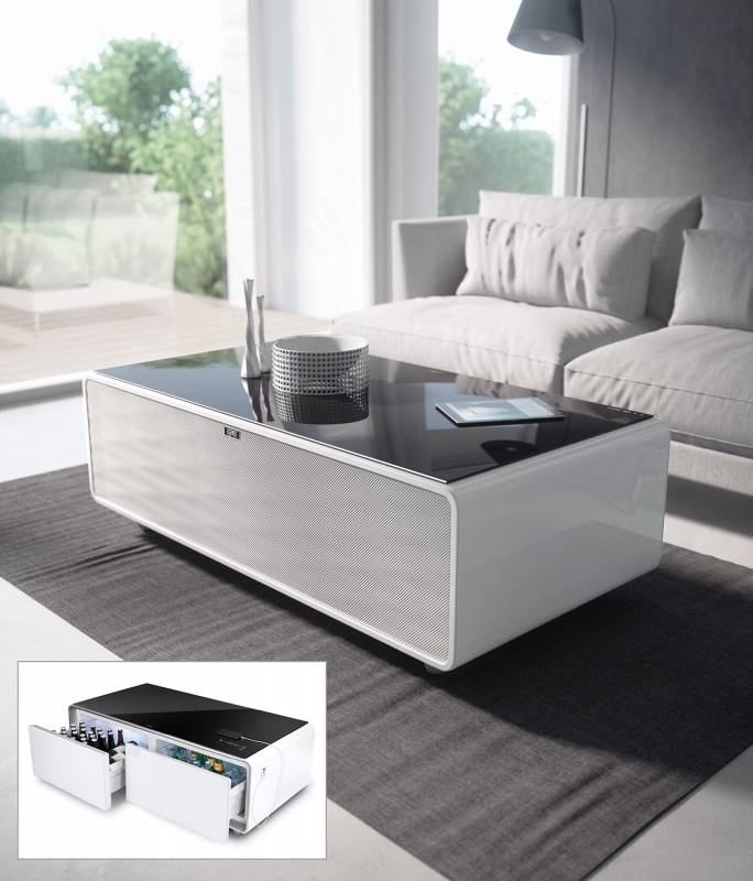 CASO Lounge-Tisch Sound & Cool