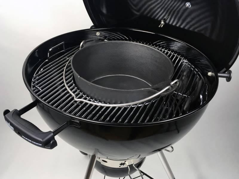 Grillfürst Dutch Oven BBQ Edition DO9 v2