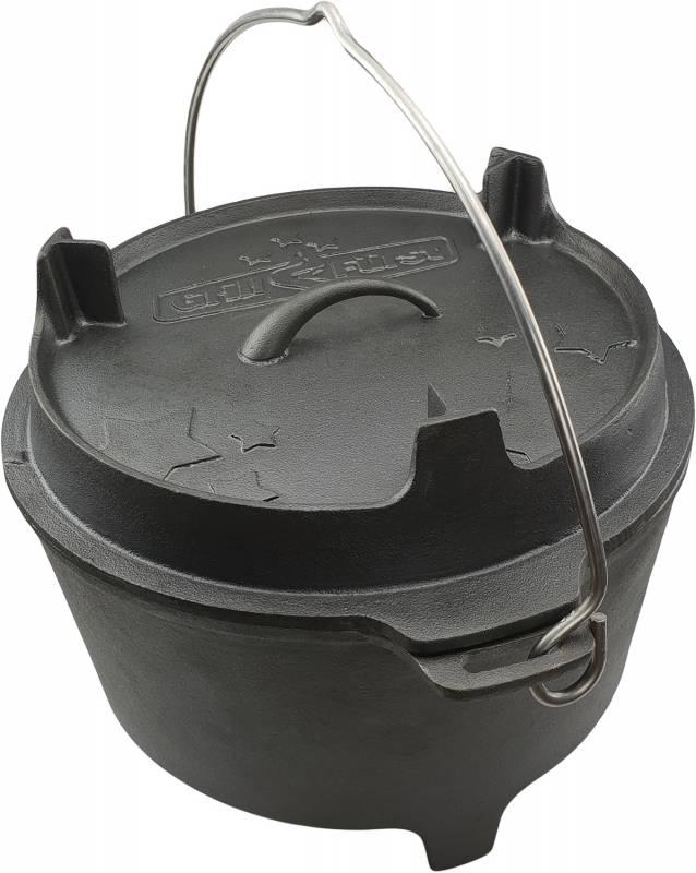 Grillfürst Dutch Oven BBQ Edition DO9 v2 Premium Set