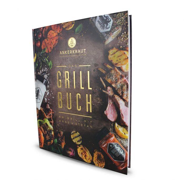 Ankerkraut - Das Grillbuch - am Grill mit Anne & Stefan