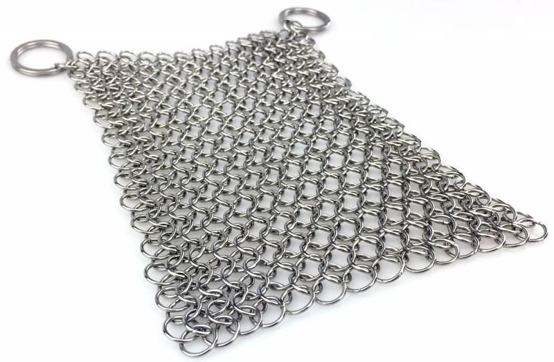 Grillfürst Ringreiniger für Dutch Oven / Gusseisen 14 x 14 cm