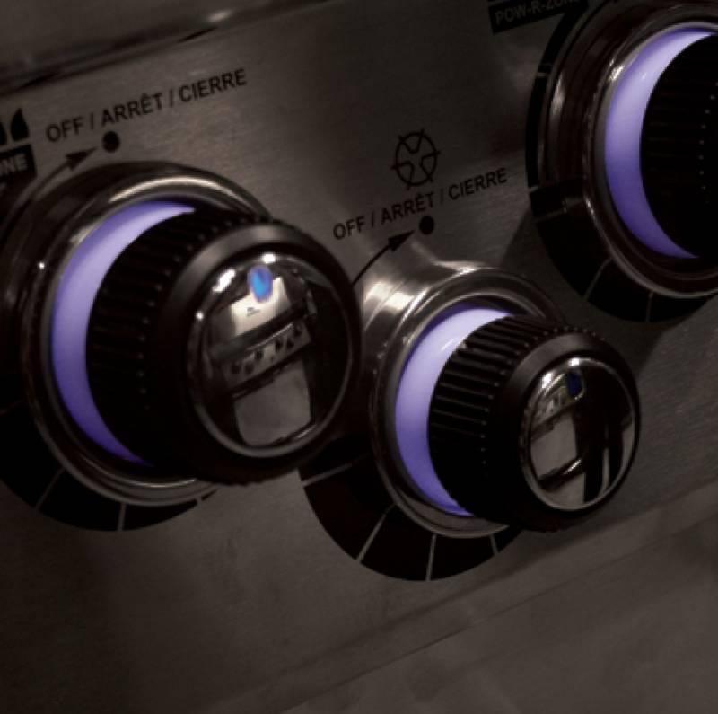 Broil King Imperial 690XL Black inkl. Drehspieß + Motor - Modell 2019