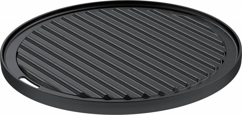 Rösle Vario Grillrost Einsatz: Grillplatte / Gussplatte 30 cm