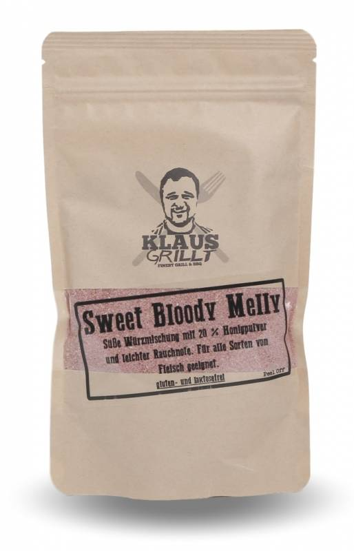 Sweet Bloody Melly 750 g Beutel by Klaus grillt