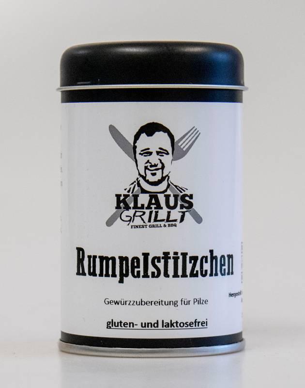 Rumpelstilzchen 100 g Streuer by Klaus grillt