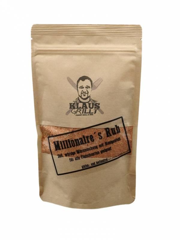 Millionärs Rub 250 g Beutel by Klaus grillt