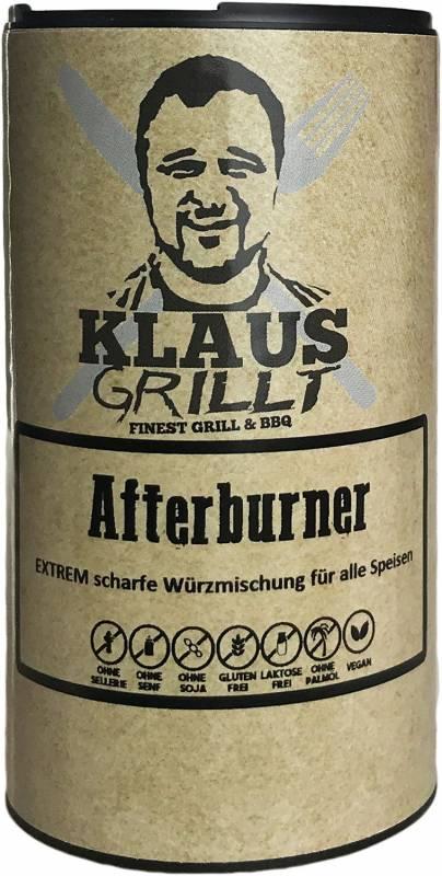 Afterburner Gewürzmischung 100 g Streuer by Klaus grillt