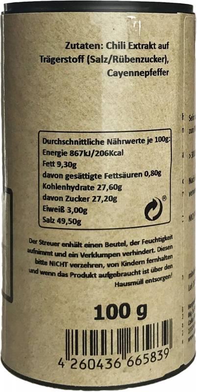 Afterburner 100 g Streuer by Klaus grillt