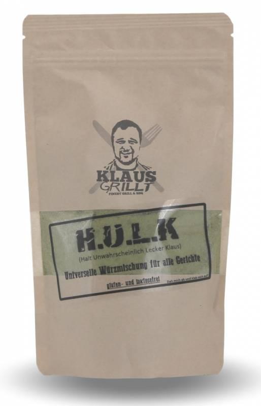 HULK Gewürzmischung 750 g Beutel by Klaus grillt
