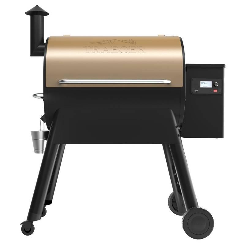 Traeger Pelletgrill Pro D2 780 - Bronze - Auslaufartikel