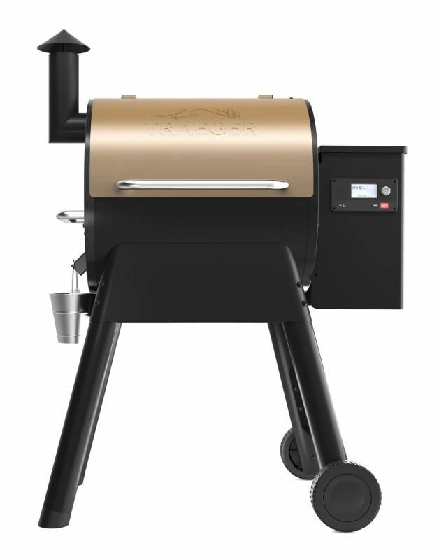 Traeger Pelletgrill Pro D2 575 - Bronze - Auslaufartikel