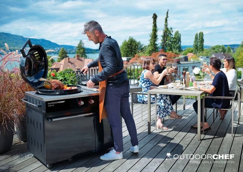 Outdoorchef Lugano 570 G