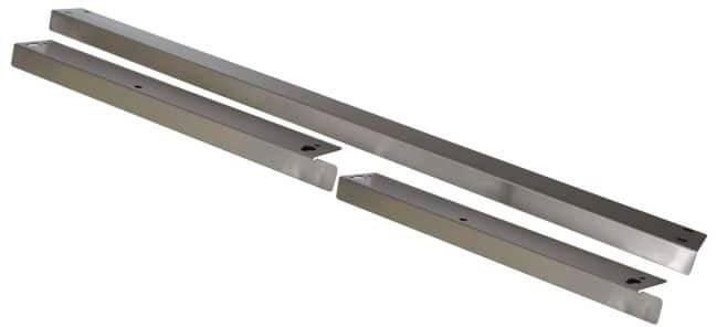 Heatstrip Crossray Einbauklammern für 2-Brenner