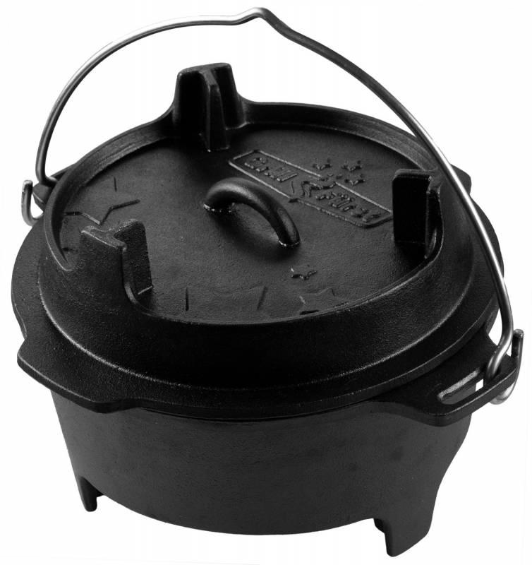 Grillfürst Dutch Oven BBQ Edition DO4