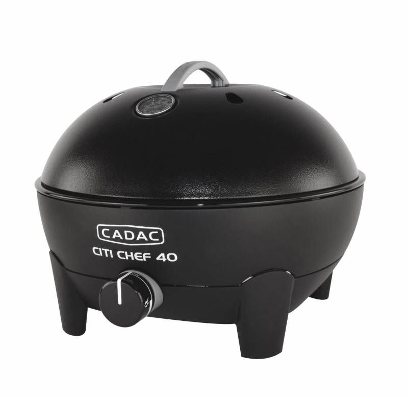 CADAC Gasgrill Citi Chef 40 Black - 50mbar