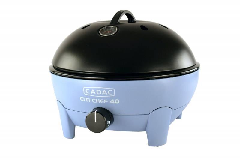 CADAC Gasgrill Citi Chef 40 Sky Blue - 50mbar