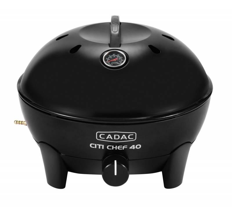 CADAC Gasgrill Citi Chef 40 Black - 30mbar