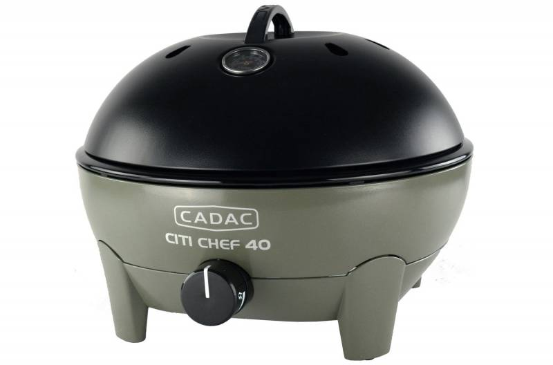 CADAC Gasgrill Citi Chef 40 Olive Green - 30mbar