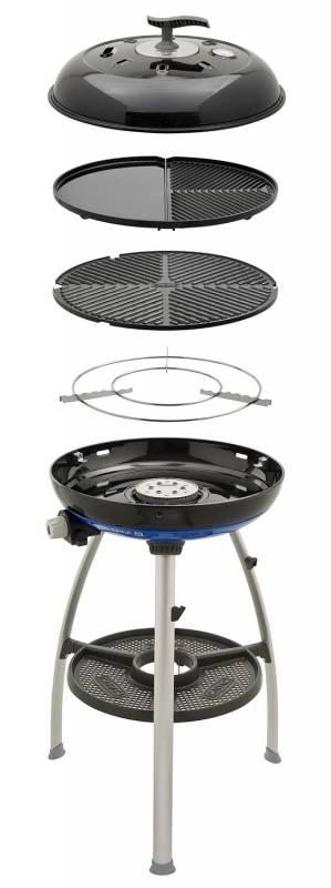 CADAC Gasgrill Carri Chef 2 / BBQ + Grill2Braai - 30mbar