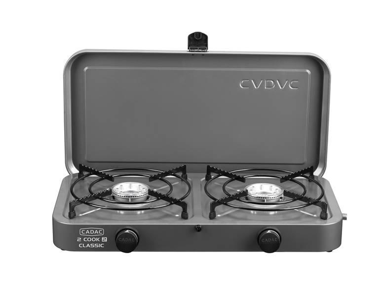 CADAC Gaskocher 2-Cook Classic Stove - 30mbar